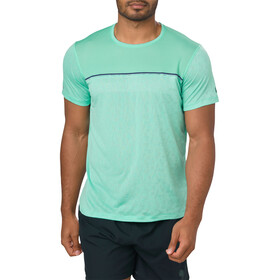 asics Gel-Cool SS Top Men Opal Green